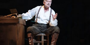 Ham Of La Mancha: Crane Doesn't Fly As Don Quixote At London Coliseum