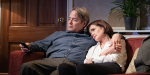 A Star Is Reborn: Matthew Broderick In The Starry Messenger At Wyndham's Theatre