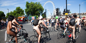 This Naked Bike Ride Is Heading Through Central London Very Soon