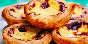 Custard Tart Klaxon! Covent Garden Is Getting Not One, But Two Pastel De Nata Cafes