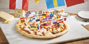 Eat A 41-Cheese Pizza For Free In Honour Of Eurovision