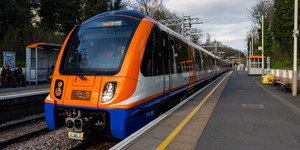 Brand New Electric Trains Have Arrived On The Overground