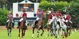 Inside London's Only Polo Club