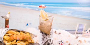 Vin & Tonic: Get Yourself A Free Fish And Chip Flavoured Cocktail This Friday