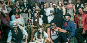 The Swell Mob: Enter A Victorian Saloon Hiding A Dark Secret In This Immersive Show