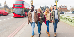 Five Thrifty Cheats For Tourists In London