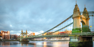 Hammersmith Bridge Could Become A Toll Bridge, To Fund Repairs