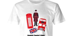Check Out These Offensively Stereotypical London T Shirts