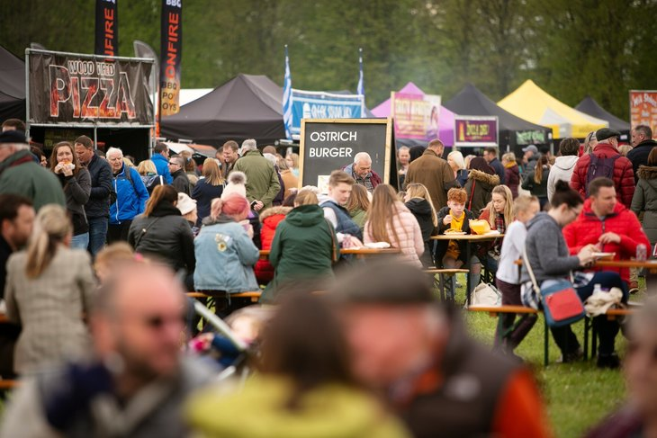 These Are The Best Summer 2019 Food Festivals In London