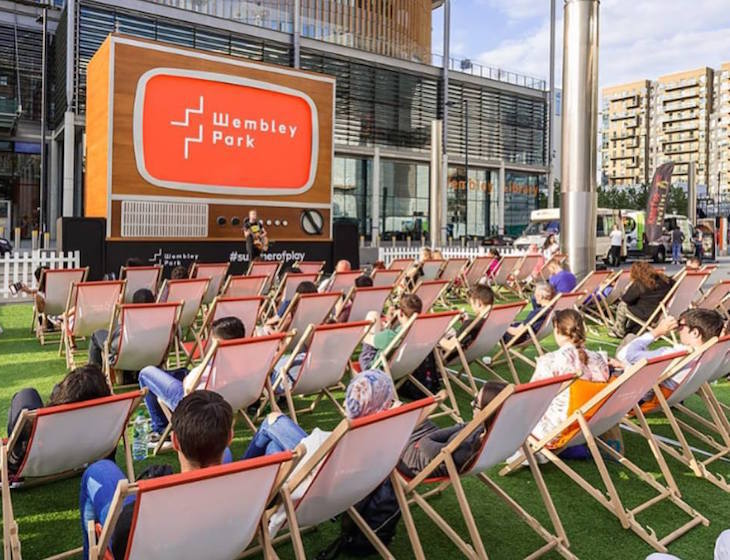 A Guide To London's Outdoor Cinemas 2019 | Londonist