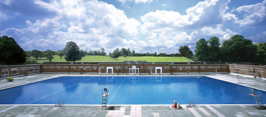 London's best lidos and outdoor swimming: Brockwell Lido