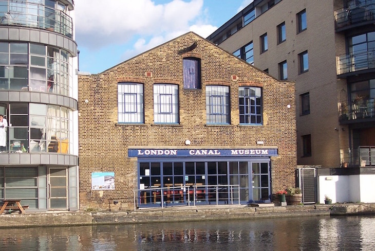 London Canal Museum, a cultural gem hidden away in north London