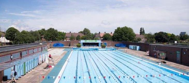 London's best Lidos: Charlton Lido