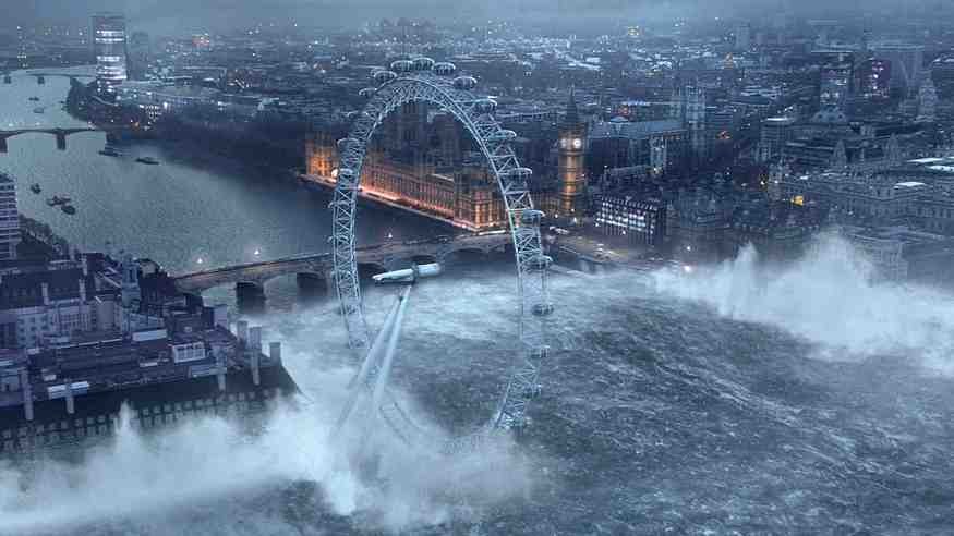 London's In Danger Of Flooding. What Can Be Done To Stop It?