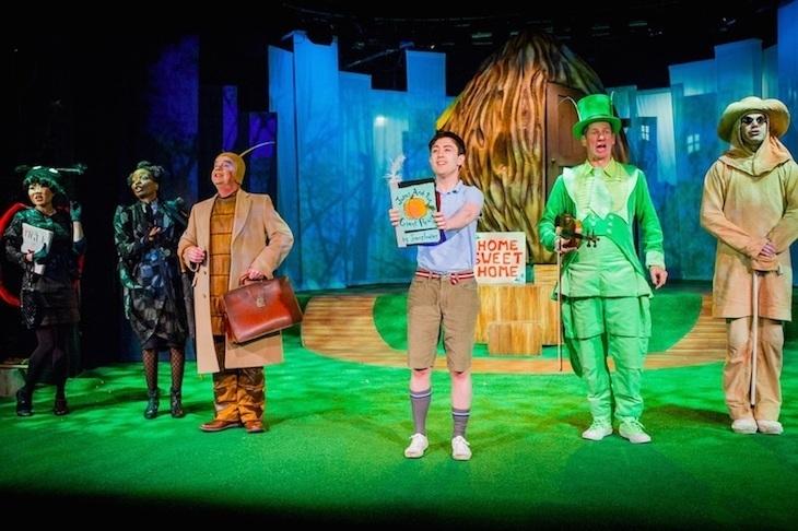 Best children's theatres in London: Polka Theatre in Wimbledon