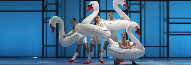 Best London theatre's for families and children: Sadler's Wells