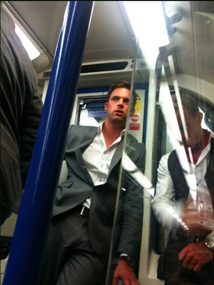 Website Celebrating Attractive Men On The Tube Plans To -8409