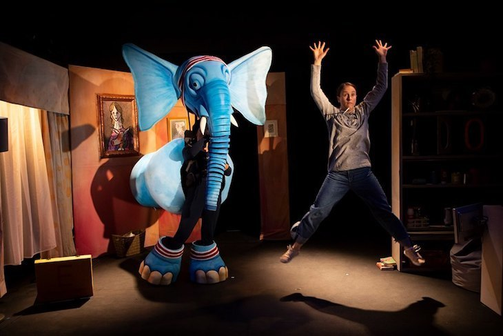 Best photoshoot in london theatre shows for family