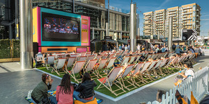 Watch Free Open Air Opera At Wembley Park This Summer
