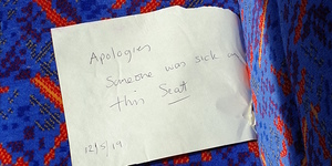 We Asked People What The Most Disgusting Thing They've Witnessed On Public Transport Is