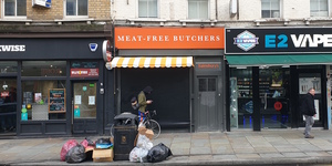 There's A Meat-Free Butchers In Shoreditch