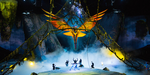 Cirque Du Soleil's Toruk Dazzles As Much As It Dismays