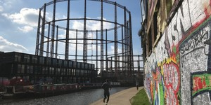 Campaign Launched To Preserve The Bethnal Green Gasholders