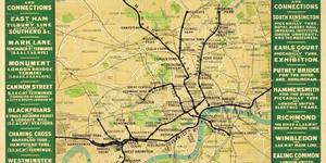 Over 500 Vintage London Transport Maps And Photos Just Became Available To Browse Online