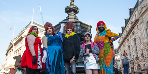 These Fabulous Drag Queens Will Take You On A Guided Bus Tour Of London