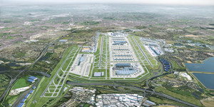This Is What Heathrow Airport Could Look Like In 2050