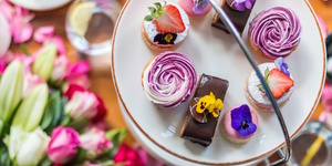 11 Brand Spanking New Afternoon Teas To Try In London This Month: June 2019