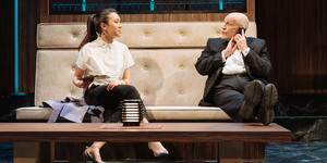 West End Weinstein: Bitter Wheat At Garrick Theatre