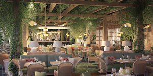 14 Hills: The Chic Restaurant Opening At The City's New Roof Garden