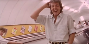 How Cringey Is This 1986 Paul McCartney Video?