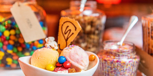 Colourful New All-You-Can-Eat Ice Cream Buffet Puts The Sundae Into Your Weekend