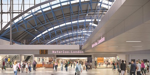 New Pictures Show That Waterloo Station Is About To Change Completely