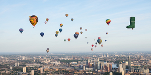 Up, Up And Away: Fantastic Photos Of The 2019 London Balloon Regatta