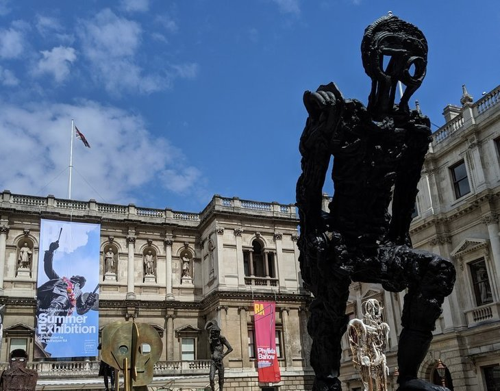 7 Must-See Highlights Of The Royal Academy Summer Exhibition 2019