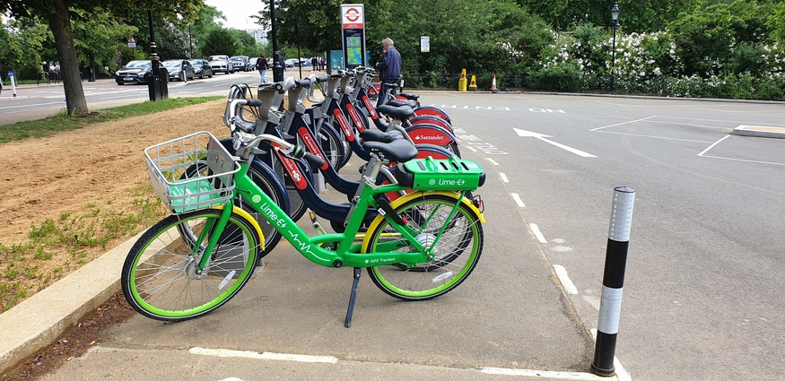 We Rode And Ranked London's Cycle Hire Schemes   Londonist
