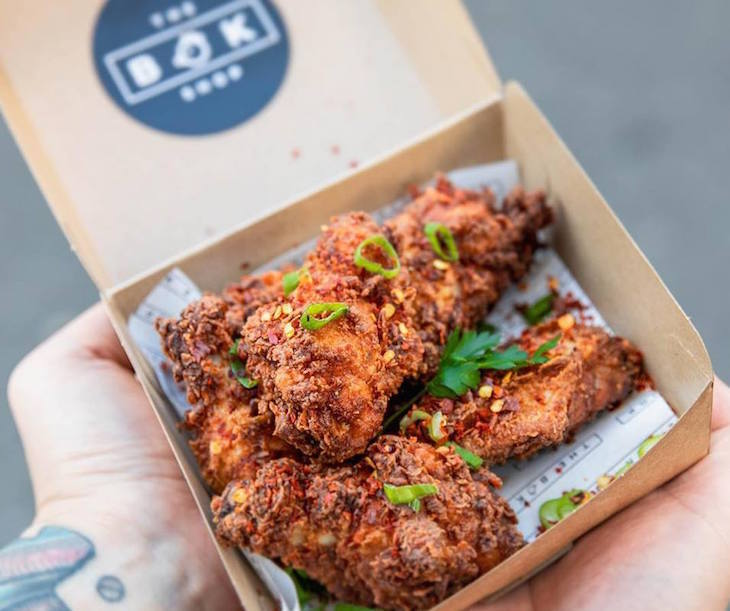 Ooh, Saucy! A Rooftop Chicken Wing Festival Is Coming To London