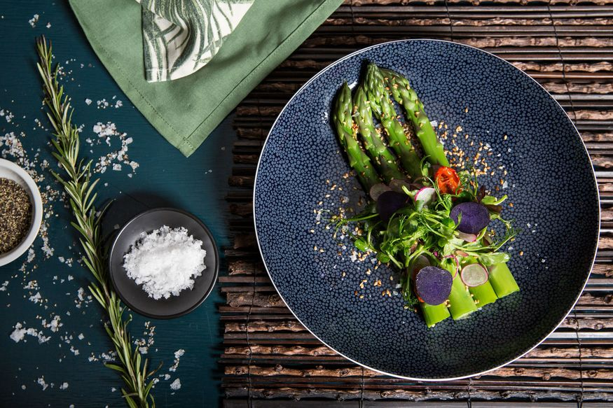 St Luke's Table Attempts Fine Dining Veganism With Scattershot Results