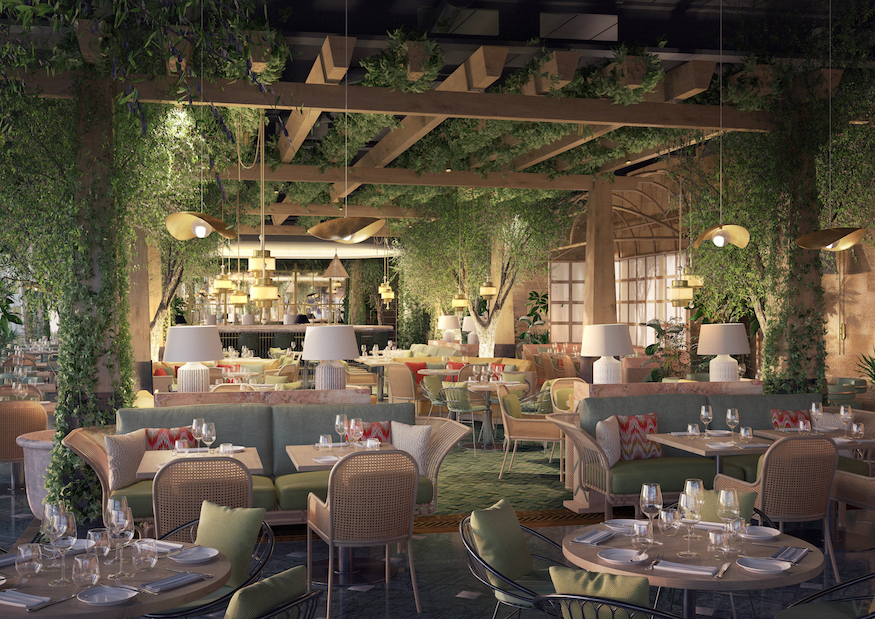 14 Hills: The Chic Restaurant Opening At The City's New Roof