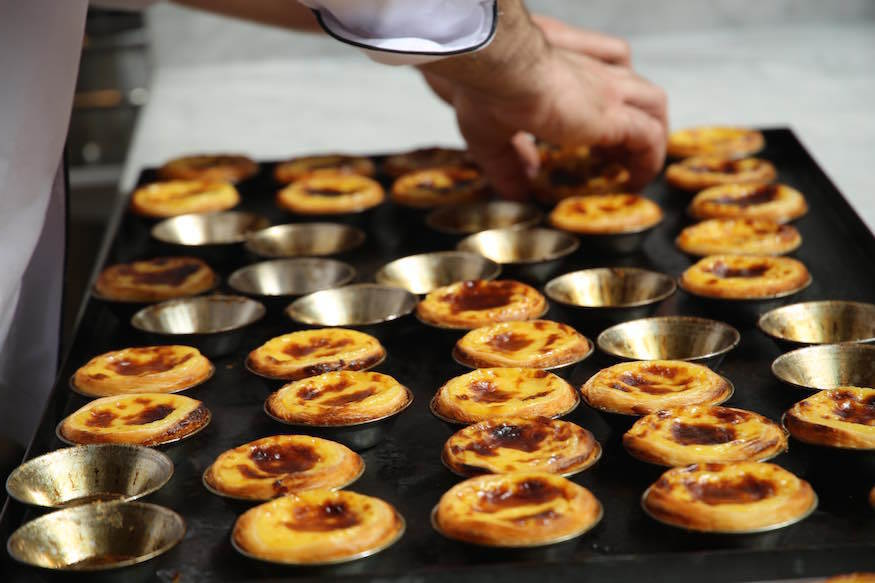 Covent Garden's Delicious Custard Tart Shop Just Opened A Second Branch