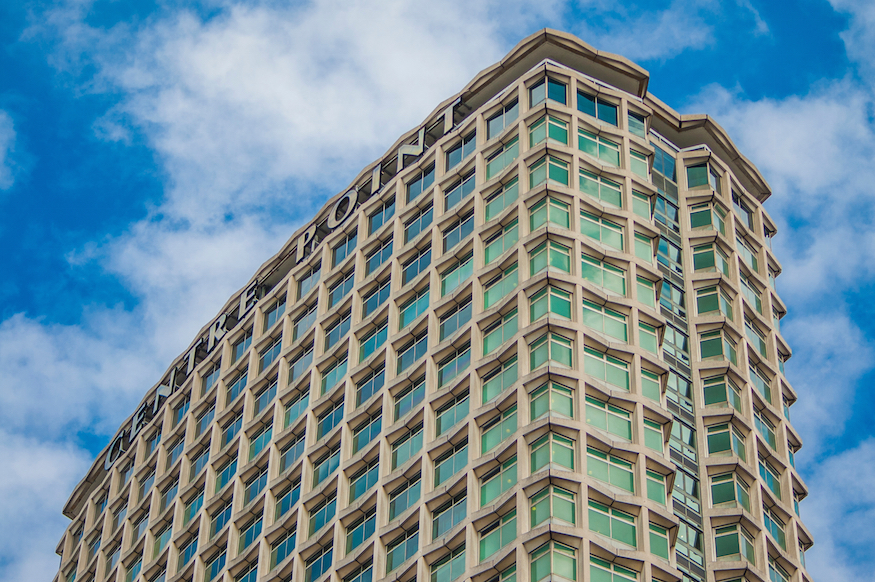 You Could Own One Of The Original Centre Point Letters