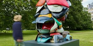 Brilliant And Bizarre Sculptures Transform Regent's Park Into A Free Open-Air Art Gallery