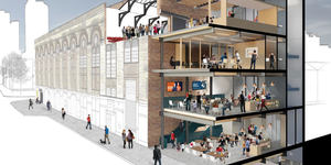 Old Vic Theatre Announces A £12m Extension