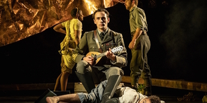 Captain Corelli's Mandolin Fails To Pluck The Heartstrings At Harold Pinter Theatre