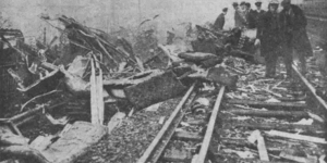 A Horrendous Croydon Train Crash In 1947