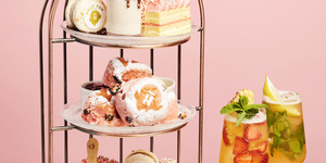 Chill Out! Tuck Into An Ice Cream Afternoon Tea At This London Cafe
