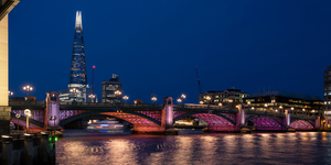 The Thames Is Aglow! These 4 Central London Bridges Are Now Illuminated